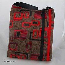 Kabelky - VIENA COOL BAG *** PARROT® Mr. Hundertwasser - 8350298_