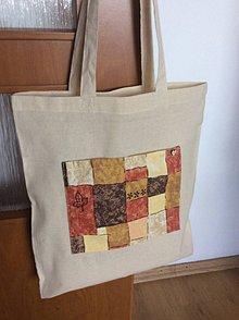 Nákupné tašky - taška s vreckom - 8350033_