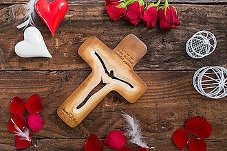 Darčeky pre svadobčanov - SVADOBNÝ KRÍŽ 1 - 8350063_