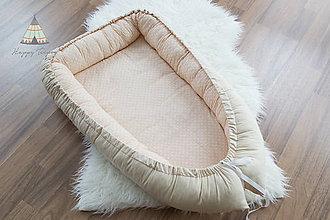 Textil - Hniezdo pre bábätko II. - 8351844_