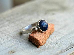 Prstene - Prsteň s lápisom - 8353988_