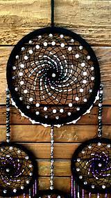 Dekorácie - Lapač zlých snov - Galaxy - 8353496_