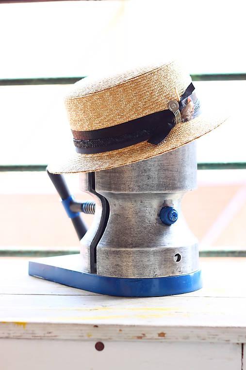 064f8e50f Letný slamený klobúk Free unisex / alatedesign - SAShE.sk - Handmade ...