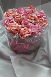 """Dekorácie - Kvetinový """"Flower Box"""" - 8353828_"""