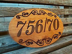 Tabuľky - číslo domu 3 - 8354462_