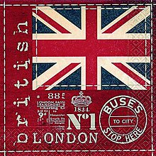 Papier - London - 8354256_