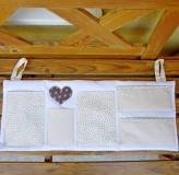 Úžitkový textil - mini kapsárik - 8353157_