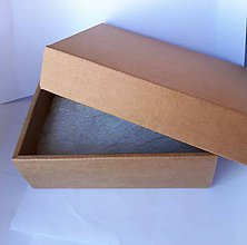 Krabičky - Papierová krabička - 8353222_