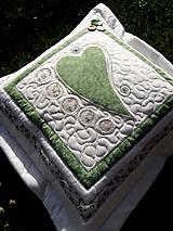 Úžitkový textil - Srdce k srdcu No.5 - 8354533_