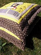 Úžitkový textil - Vtáčia búdka - vankúš - 8355400_
