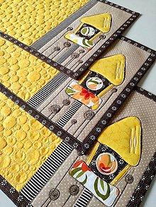 """Úžitkový textil - Prestieranie """" Original by Kajura No.23:) - 8355446_"""
