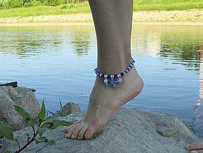 Iné šperky - Modrá kolekcia IX - 8353431_