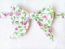 Náhrdelníky - Romantický vintage dámsky motýlik - 8357619_