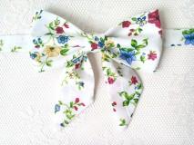 Náhrdelníky - Romantický vintage dámsky motýlik - 8357887_