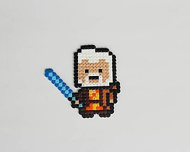 Magnetky - Obi-Wan - 8357577_