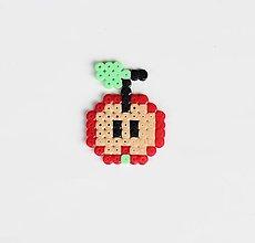 Odznaky/Brošne - An Apple - 8357650_