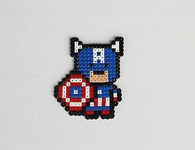 Magnetky - Cpt. Amerika - 8357843_