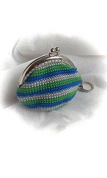 Peňaženky - Dievčenská peňaženka - 8355823_