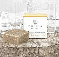 Drogéria - Prírodné mydlo - Ovsené vločky + med - 8356249_