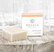 Drogéria - Prírodné mydlo - Lanolín - 8356333_