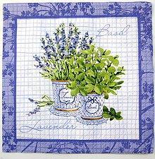 Papier - Servítka  L 4a - 8359196_