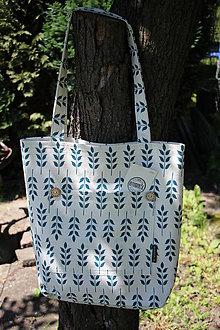 Nákupné tašky - Taška pro slečny, paní - Větvičková - 8355922_