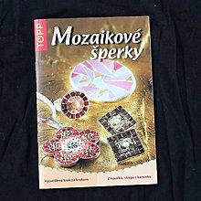 Návody a literatúra - Mozaikové šperky - 8356294_