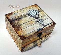 Krabičky - Bon voyage - 8355803_