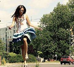 Šaty - Origo saty volanošky - 8357224_