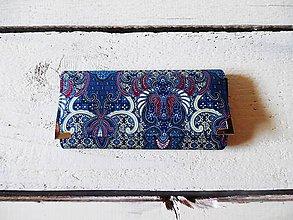 Peňaženky - Blue Thai - 8359880_