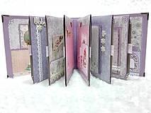Papiernictvo - Luxusný fotoalbum pre dieťa - dievčatko - 8360138_