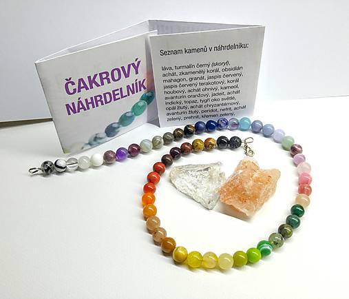 Čakrový náhrdelník na míru   Cakrovy.sperk.namiru - SAShE.sk ... 898c601769e