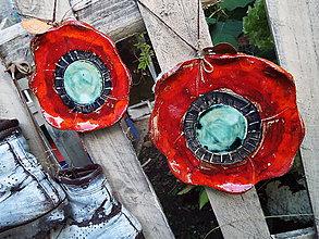 Dekorácie - Maky na plote - 8359493_