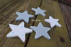 Magnetky - hviezdičky - 8364590_