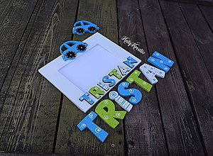 Rámiky - pre Tristana - 8364814_
