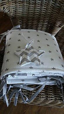 Textil - Hniezdo do postieľky hviezdy - 8363305_