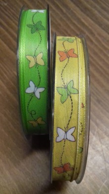 Galantéria - Motýliky - 8364546_