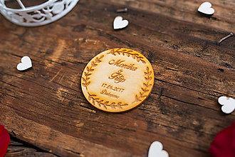 Darčeky pre svadobčanov - Kruh 6 NT - 8364977_