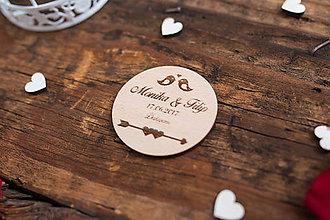 Darčeky pre svadobčanov - Kruh 7 BB - 8364996_