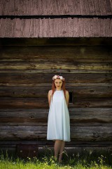 Šaty - Jemné elegantné šaty - 8362981_
