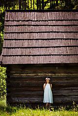 Šaty - Jemné elegantné šaty - 8362982_