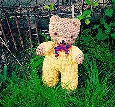 Hračky - Medvídek Koko (Medvídek Koko) - 8362476_
