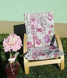 Úžitkový textil - Poťah na kreslo - 8364307_
