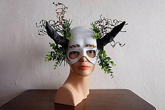 Iné šperky - Maska Fauna - 8364335_