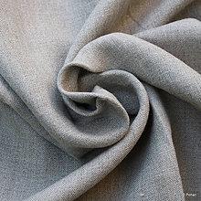 Textil - Ľanové plátno natural - 8366710_