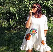Šaty - Šaty ve stylu 60.let - 8366599_