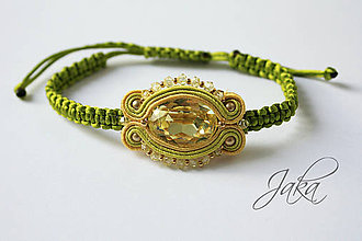 Náramky - Náramkók Jonquil - 8366744_