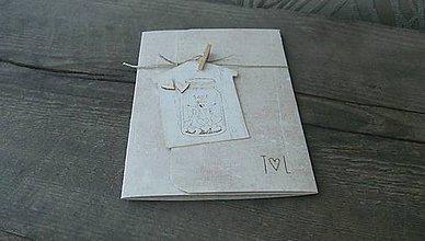 Papiernictvo - uložte si tento dátum...bude svadba... - 8367779_