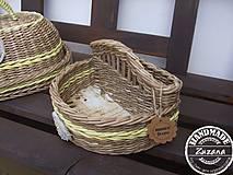 Košíky - Košík na kozmetiku 25x15x15 - 8367531_