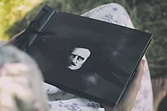 - Fotoalbum klasický, polyetylénový obal s potlačou ,,Edgar,, - 8365781_